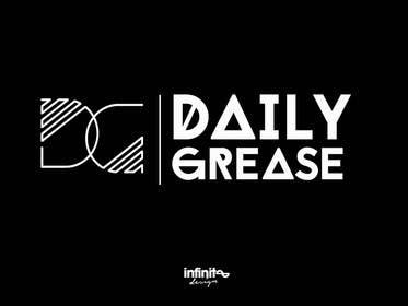 Infinitdesign08 tarafından Daily Grease Logo Design için no 267