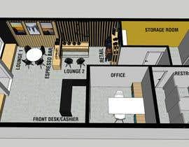 Nro 8 kilpailuun Storfront design for Eco tourism company käyttäjältä mariaharagao