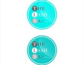 andryod tarafından Design a logo for a lashbar için no 134