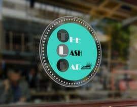 Nro 131 kilpailuun Design a logo for a lashbar käyttäjältä ayesayes484