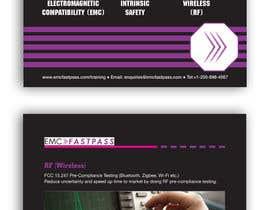 Nro 46 kilpailuun Design a Brochure (2 pages) käyttäjältä romonsarkar