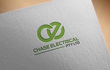 """mdrashed2609 tarafından Design a Logo for """"Chase Electrical"""" için no 96"""