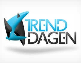 #14 for Logo Design for Trenddagen by DrupalExperts