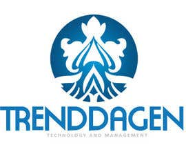 #120 for Logo Design for Trenddagen by HaidarAli
