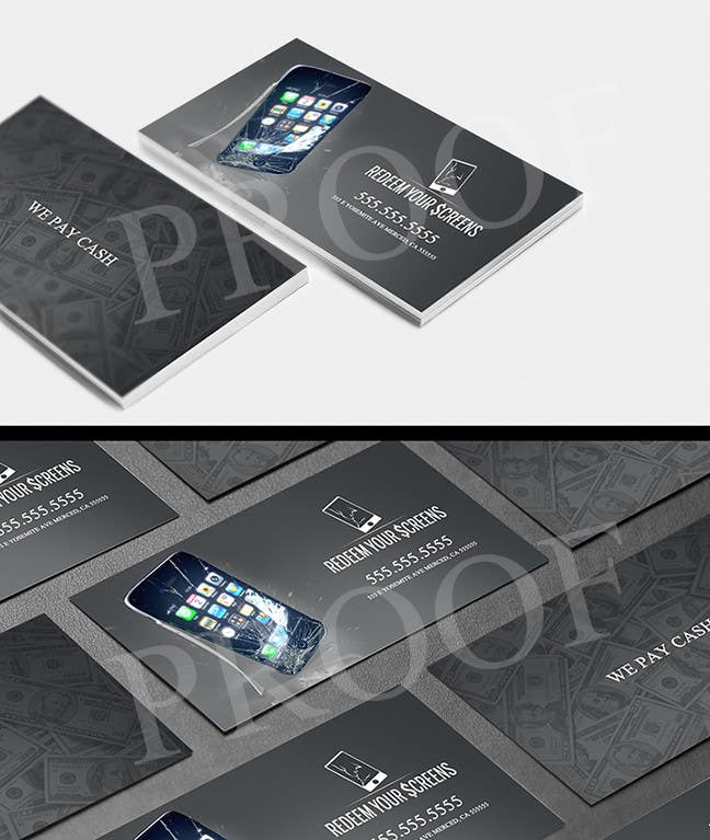 Entry 2 By Juicygraphix For Design Some Business Cards For A Broken