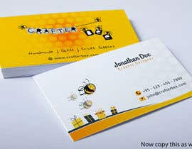 #29 for Design Minimalist Business Card (Logo Ready) and Letter head by SGAWD