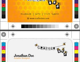 #38 for Design Minimalist Business Card (Logo Ready) and Letter head by SGAWD