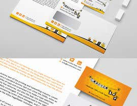 #39 for Design Minimalist Business Card (Logo Ready) and Letter head by SGAWD