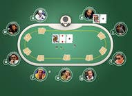 #16 for Poker game interface design by webdesigne22