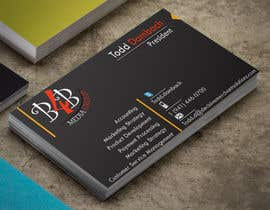 Nro 86 kilpailuun Design some Business Cards front and back käyttäjältä KumailNaqavi