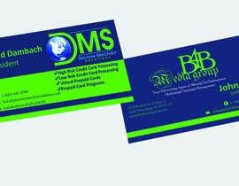 Nro 84 kilpailuun Design some Business Cards front and back käyttäjältä iwork9