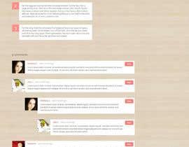 Nro 3 kilpailuun Design a Website Mockup käyttäjältä findprojects
