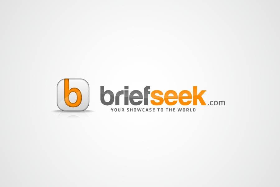 Proposition n°                                        560                                      du concours                                         Logo design for: Briefseek