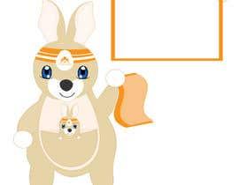 yusupsanjaya8 tarafından design a kangaroo mascot for company için no 11
