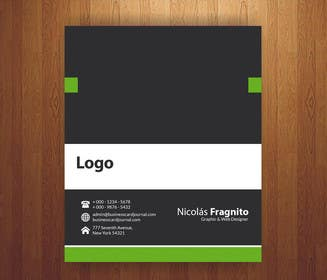 #7 for Design Some Business Cards by NicolasFragnito