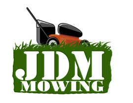 #24 para Design a Logo for JDM Mowers por Allicracel