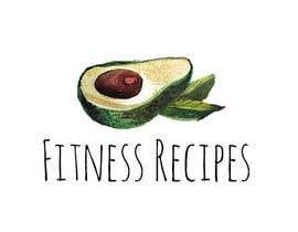 Nro 11 kilpailuun Design a Logo for Fitness Recipes käyttäjältä GraphicArtStudio