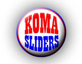 nº 16 pour Develop a Corporate Identity for Koma Sliders par oyyenici