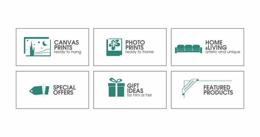 Kilpailutyö #14 kilpailussa Re-Design category icons/banners