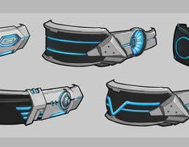 #8 for Design a Sci-Fi Visor / Eyewear by floresnone