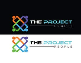 chowdhuryf0 tarafından Design a Logo for 'The Project People' için no 11