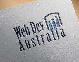 "ahmad111951 tarafından Logo for ""Web Dev Australia"" için no 20"