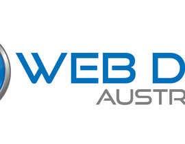 """amrelassalart tarafından Logo for """"Web Dev Australia"""" için no 8"""