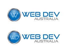 """amrelassalart tarafından Logo for """"Web Dev Australia"""" için no 22"""