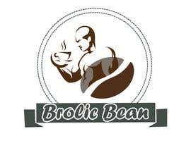 Nro 13 kilpailuun logo contest Brolic Bean käyttäjältä Nikhil7niky