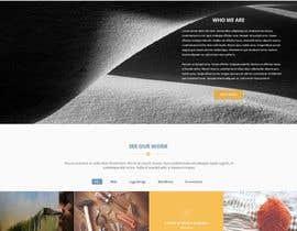 kalamal tarafından Design a Landing Page için no 17