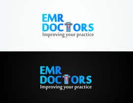 #139 para Logo Design for EMRDoctors Inc. por maximus13