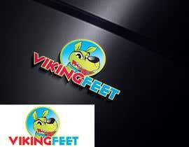 banklogo40 tarafından Logo for VIKINGFEET için no 19