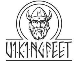 Nro 49 kilpailuun Logo for VIKINGFEET käyttäjältä Vlad35563