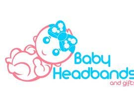 #15 for Design a Logo for http://babyheadbandsandgifts.com/ by gbeke