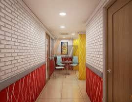 Nro 31 kilpailuun 3D Interior Design for Food Store käyttäjältä Zenzoetrope