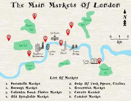 #6 for London Market Map by alviolette