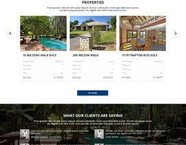 #38 for Design a Website Mockup for Holiday Rentals by shourav01