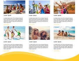 NazDesigns tarafından Design a Website Mockup for Holiday Rentals için no 11