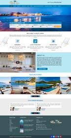 abcdNd tarafından Design a Website Mockup for Holiday Rentals için no 14