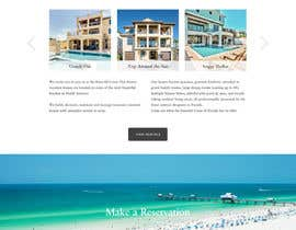 #32 for Design a Website Mockup for Holiday Rentals by jenicechandra
