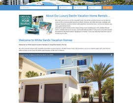 #22 for Design a Website Mockup for Holiday Rentals by IulianArama