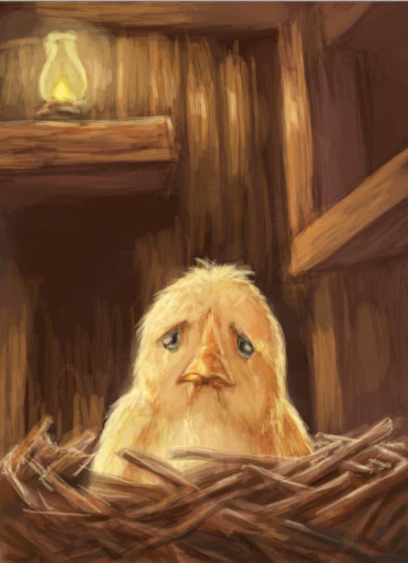 Inscrição nº                                         30                                      do Concurso para                                         Reinvent The Crying Boy painting (Menino da Lagrima)