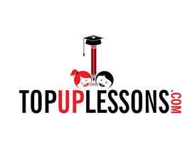 Nro 37 kilpailuun Design a logo for TopUpLessons.com käyttäjältä swapnashet