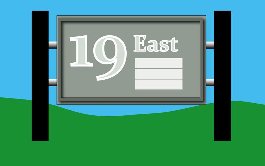 Inscrição nº 2 do Concurso para Office Building Tenant Identity Sign