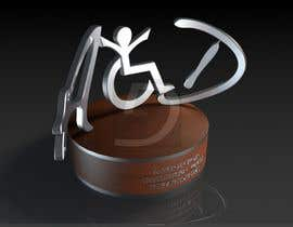 nº 12 pour Do some 3D Modelling and design for a trophy par ntandodlodlo