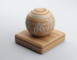 #24 cho Do some 3D Modelling and design for a trophy bởi adityagrafis