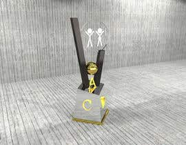 #26 cho Do some 3D Modelling and design for a trophy bởi SaiSengMain