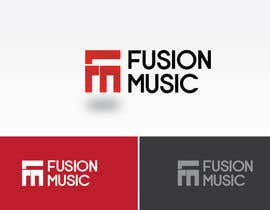 nº 57 pour Logo Design for Fusion Music Group par appothena