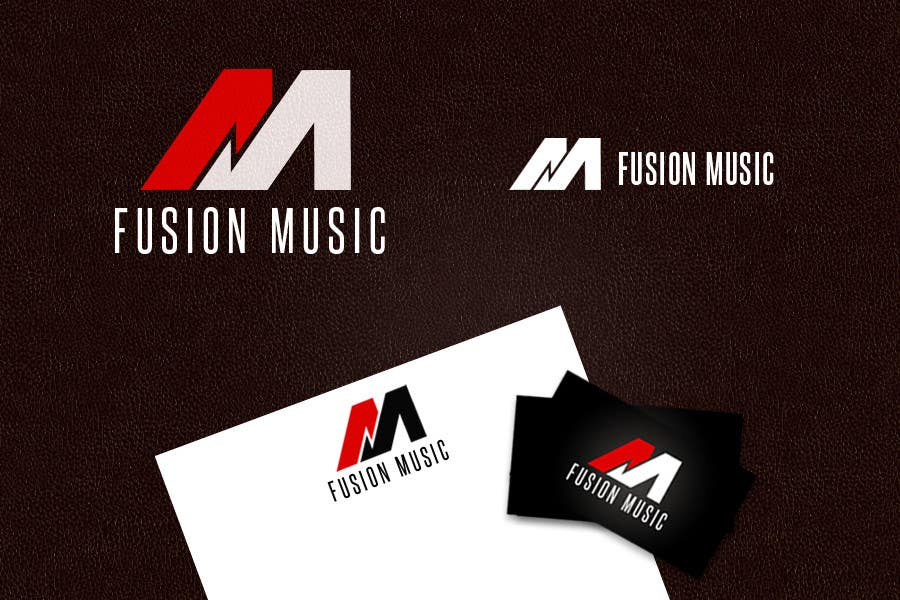 Contest Entry #120 for Logo Design for Fusion Music Group