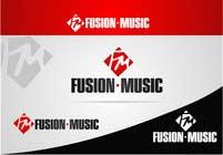 Bài tham dự #317 về Graphic Design cho cuộc thi Logo Design for Fusion Music Group